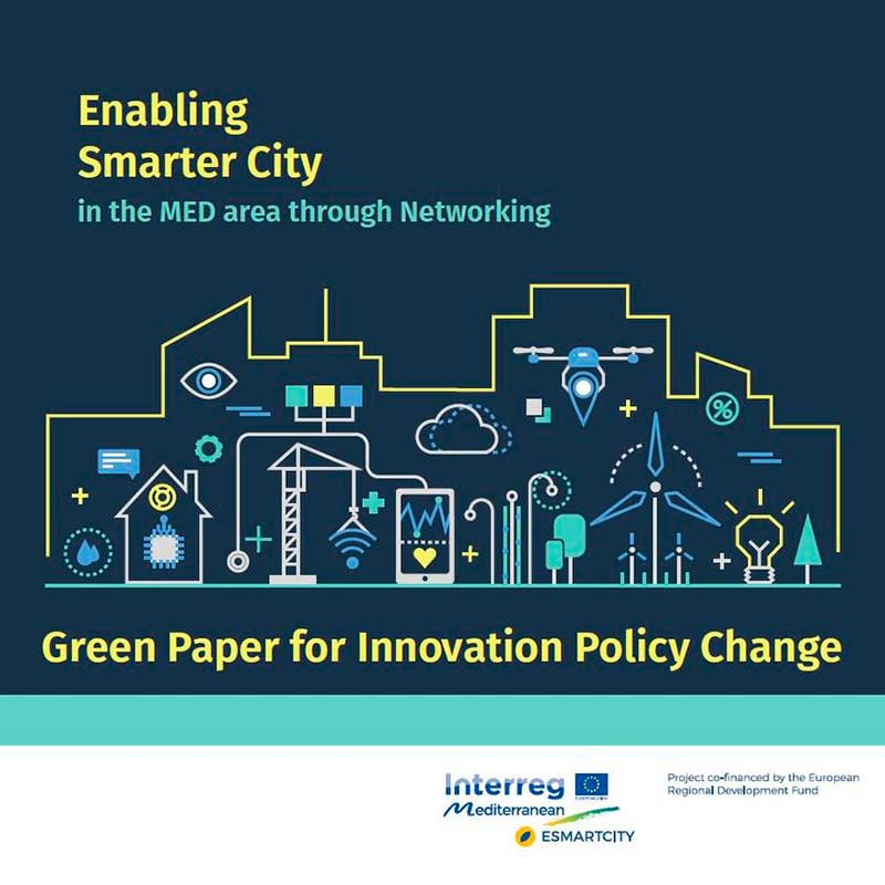 GREEN PAPER FOR INNOVATION POLICY CHANGE